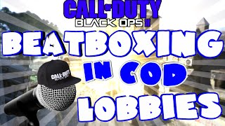 Download 'THIS IS AWESOME!' - Beatboxing in COD Lobbies Ep.25 Video