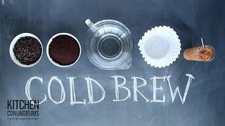 Download DIY Cold-Brew Coffee - Kitchen Conundrums with Thomas Joseph Video