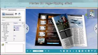 Download 3D Flipbook Course: How to Create HTML5 flipbok with 3D PageFlip Software? Video