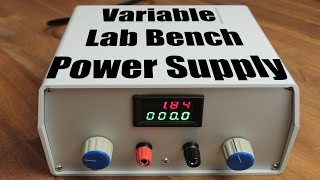 Download Build your own Variable Lab Bench Power Supply Video