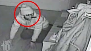 Download 10 Weird Things Caught on Security Cameras Video