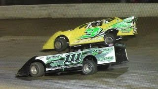 Download RUSH Crate Late Model Feature | Stateline Speedway | Bill Law Memorial | 5-20-17 Video