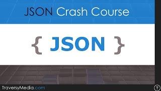 Download JSON Crash Course Video