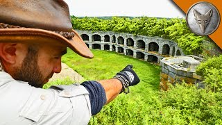 Download Exploring an Abandoned Fortress! Video