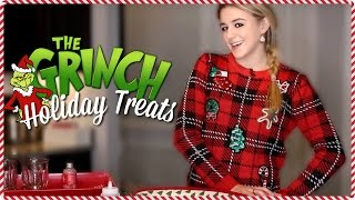 Download Grinch Holiday Treats // 24 days of Chloe // Chloe Lukasiak Video