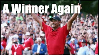 Download TIGER WOODS | A Winner Again | 2018 Comeback Movie Video