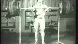 Download Old School Strength Training Video
