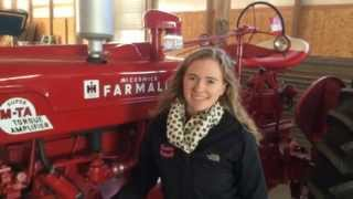 Download Michigan Woman is Young Ag Entrepreneur Video