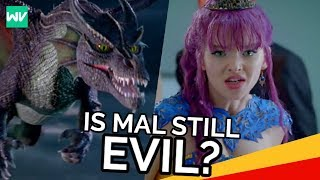 Download Why Did Mal Turn Into A Dragon?: Descendants 2 Theory Video
