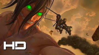 Download ATTACK ON TITAN (PS4) Mikasa Freeroam Gameplay - Walkthrough Gameplay Cutscene Video