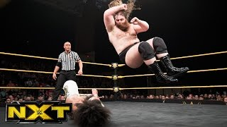 Download Tye Dillinger, No Way Jose & Roderick Strong vs. SAnitY: WWE NXT, March 22, 2017 Video