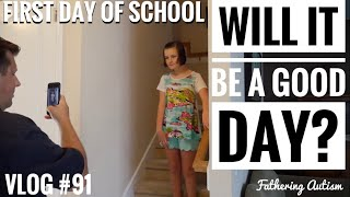 Download First Day Of School For Autistic Girl | Your First IEP | Fathering Autism Vlog #91 Video