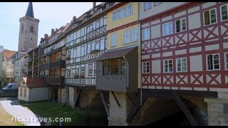 Download Erfurt, Germany: Fairy-Tale Town on the Luther Trail Video