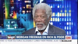 Download Morgan Freeman - The Roll Race & Gentics Plays In Wealth - CNN Video