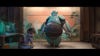 Download Big Hero 6: Upgrades Baymax - Movie Scene (High Quality from DVDSCR.x264) Video