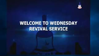 Download WEDNESDAY REVIVAL SERVICE (OUR MONTH OF GLORY RESTORATION JOHN 2:11) Video