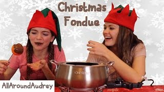 Download Christmas Fondue Challenge Video