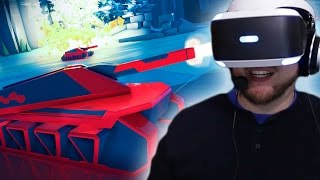 Download OMG This game is so cool | BattleZone VR (PLAYSTATION VR) Video