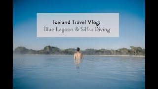 Download Iceland Travel Vlog: Blue Lagoon & Silfra Diving Video