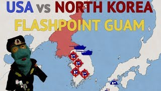 Download USA vs North Korea: Flashpoint Guam Video