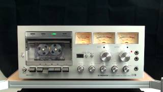 Download Pioneer CT-F700 Video