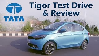Download Tata Tigor 2017 Test Drive & Review | Tigor Priced @ ₹4.7 - ₹ 7.1 lakh | Specifications, Features Video