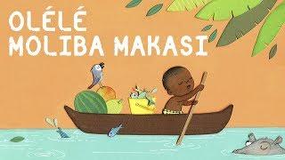 Download Olélé Moliba Makasi - Berceuse Africaine avec paroles Video