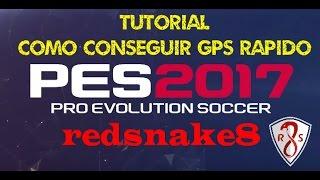 Download Tutorial como conseguir gps rapido myclub PES2017 Video