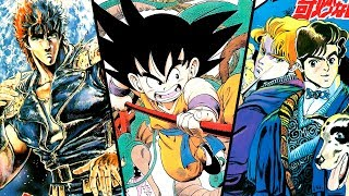 Download What Shonen Jump Was Like 30 Years Ago Video