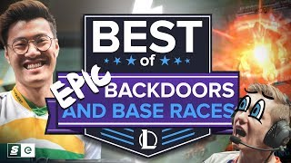 Download Most EPIC Backdoors and Base Races in League of Legends History Video