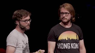 Download Leben im Dorf?! | Micha Kranixfeld & Felix Worpenberg | TEDxTuebingen Video