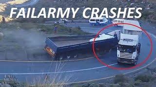 Download FAIL | Car Crash Compilation 2016 July | FailArmy Crashes Video