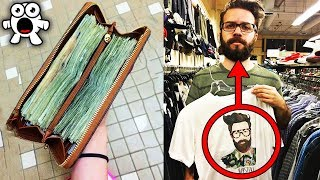 Download Lucky People Who Found the Best Things in Thrift Stores Video