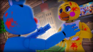 Download Minecraft : BRIGA - TOY BONNIE VS TOY CHICA (Five Nights at Freddy's) Video