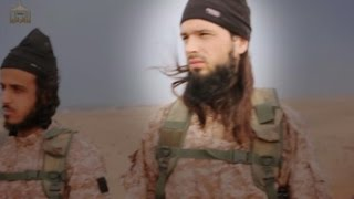 Download Faces of ISIS militants revealed in beheading video Video