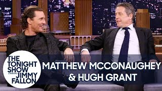 Download Matthew McConaughey and Hugh Grant Swap Iconic Movie Lines Video