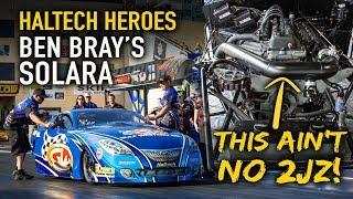 Download Ben Bray and his 6sec Solara - Haltech Heroes Video