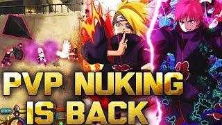 Download ** NUKING IS BACK ON PVP * | ** Naruto Ultimate Ninja Blazing * Video