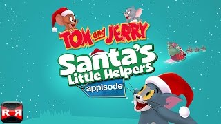 Download Tom & Jerry: Santa's Little Helpers Appisode - iOS - iPhone/iPad/iPod Touch Gameplay Video