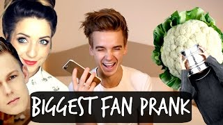 Download BIGGEST FAN PRANK Video