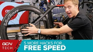 Download 5 More Hacks To Make Your Bike Even Faster Video