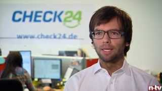 Download CHECK24 bei n-tv: Jetzt Kfz-Versicherung wechseln und sparen! Video