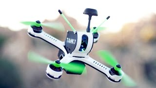Download TANKY: World's Fastest Production FPV Racing Drone Quadcopter Video