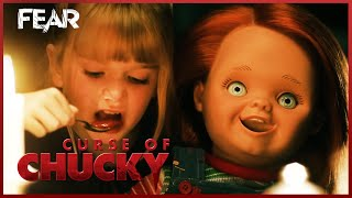 Download Curse of Chucky | The Last Supper (Poisoned Chilli Scene) Video