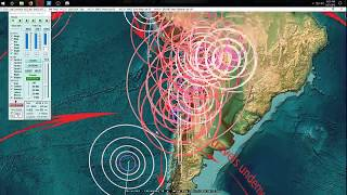 Download 2/21/2018 - Seismic activity transfers across regions - West Coast USA and W. Pacific on watch Video