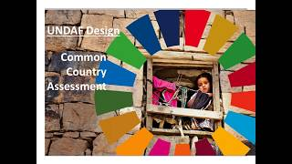 Download Integrating communications and advocacy into the UN Development Assistance Framework cycle Video