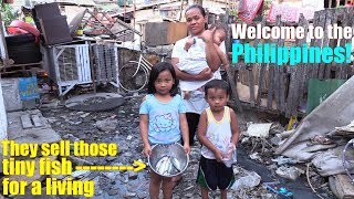 Download Travel to Manila Philippines and Meet this Poor Family. The Zombies in the World's Society Video