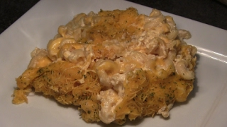 Download Easy Cheesy Creamy Baked Macaroni & Cheese: Stouffer's Style Baked Mac n Cheese Recipe Video