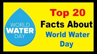 Download World Water Day 2018 - Facts Video
