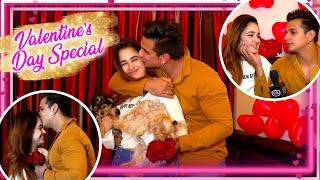 Download Prince Narula And Yuvika Choudhary Love Story - Exclusive | Valentine Day Special | TellyMasala Video